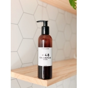 Mini Frasco Âmbar Shampoo Kids - 240ml