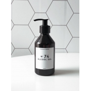 Mini Frasco Black Álcool Gel - 240ml
