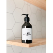 Mini Frasco Black Shampoo Kids - 240ml