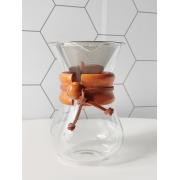 Passador de Café Vidro Borossilicato - 350ml