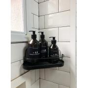 Porta Shampoo de Canto