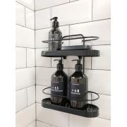 Porta Shampoo Duplo Wave