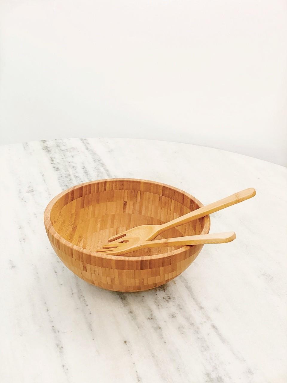 Bowl para Saladas -  Bambu   - CASACOBRE