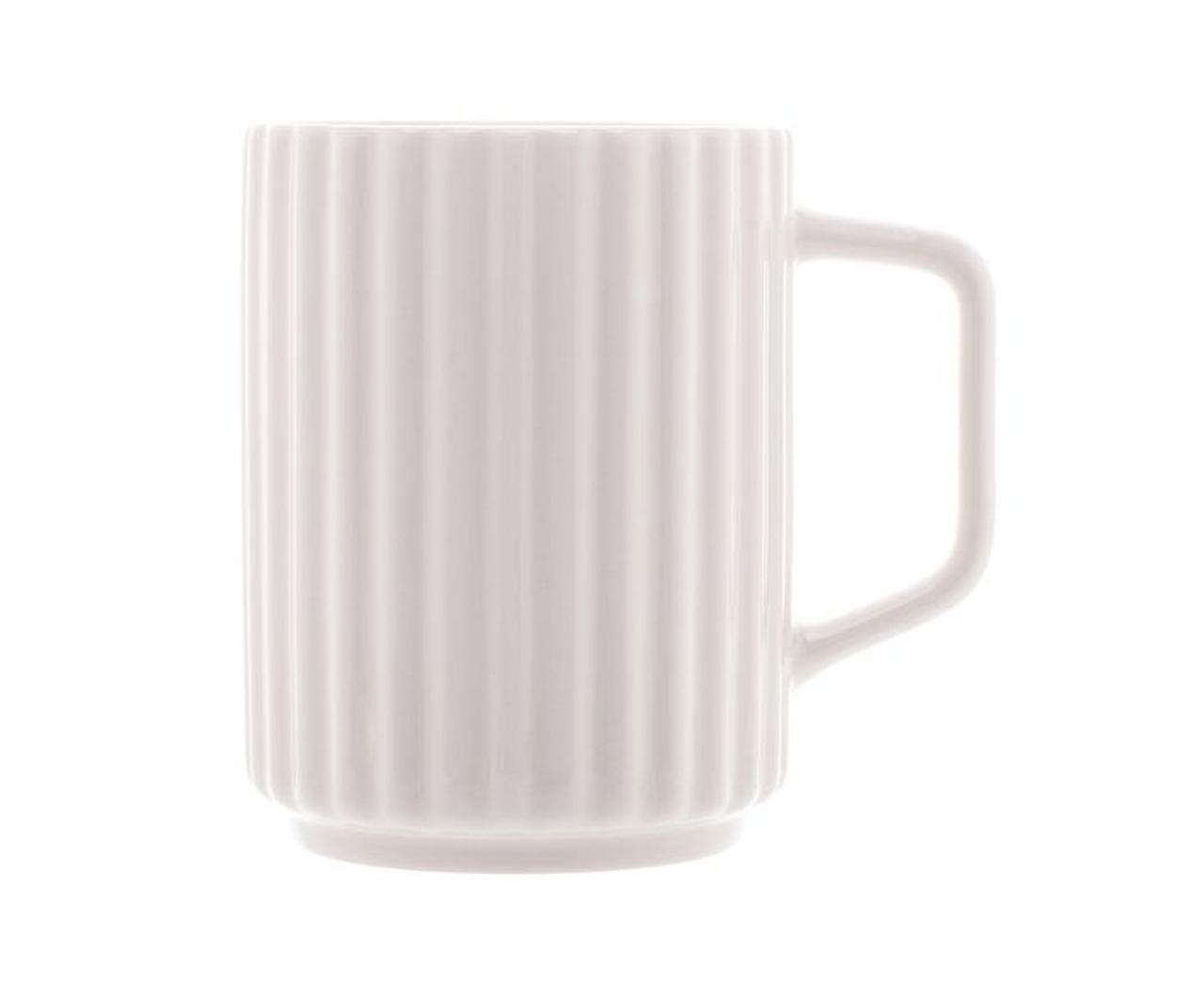 Caneca de Porcelana - 340ml  - CASACOBRE