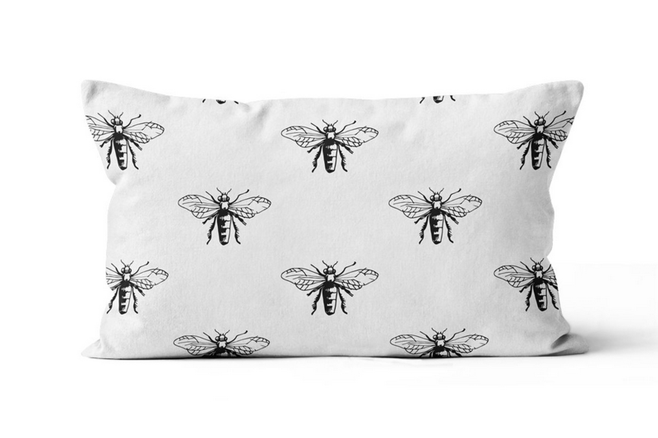 Capa Almofada Bee  - CASACOBRE