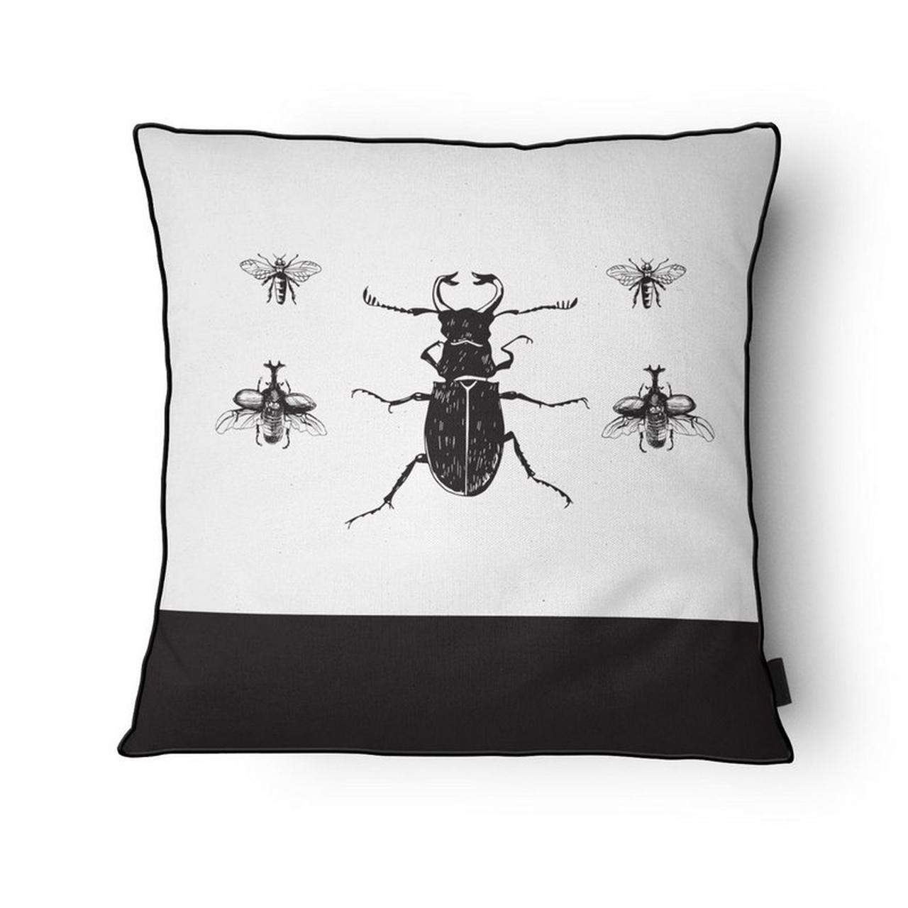 Capa Almofada Beetle  - CASACOBRE
