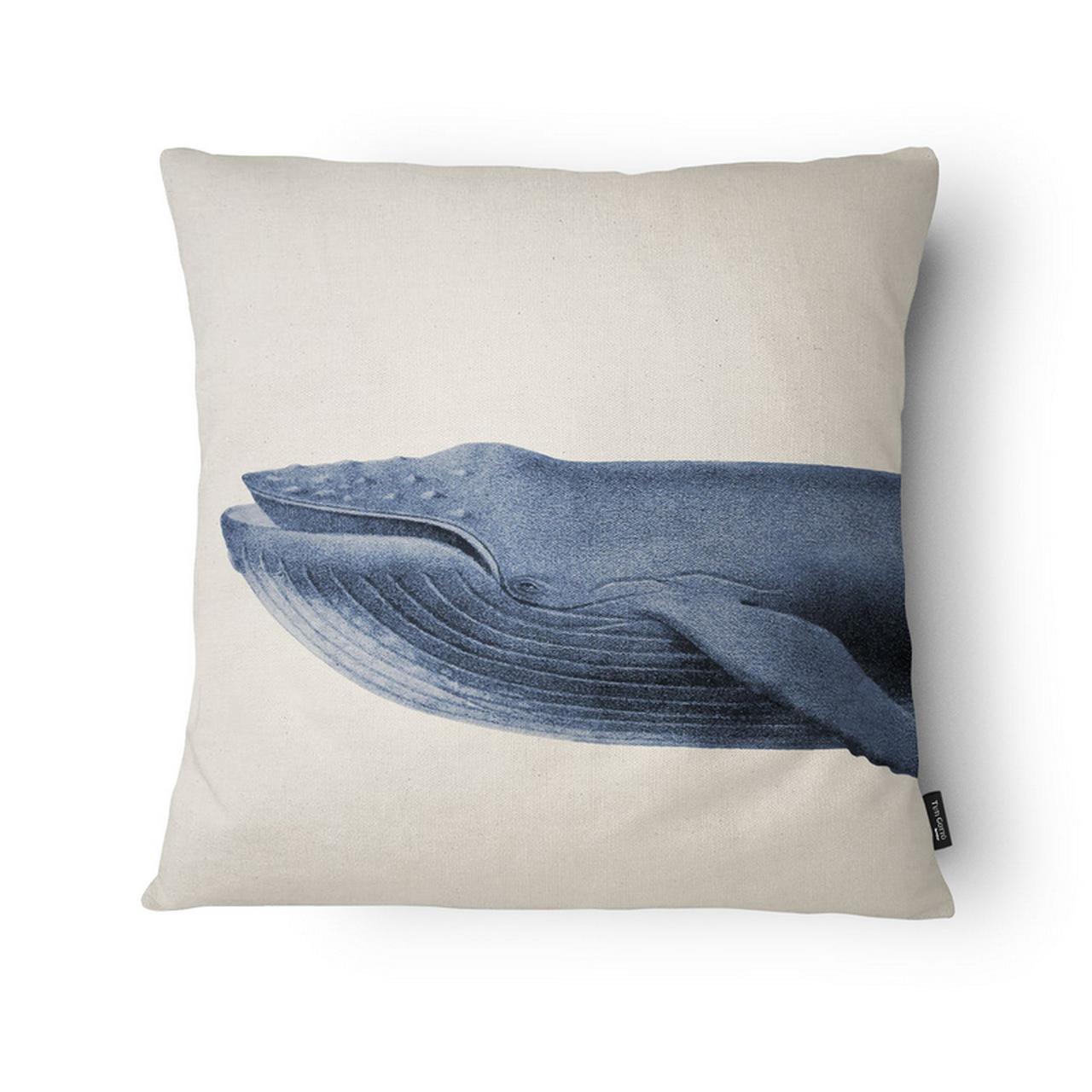 Capa Almofada Whale  - CASACOBRE