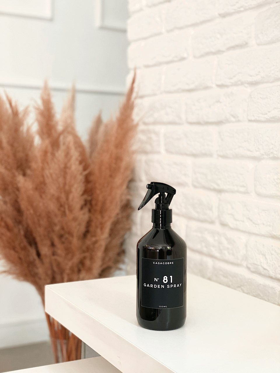 Frasco Black Garden Spray - 500ml  - CASACOBRE