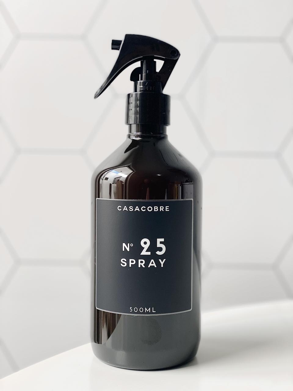 Frasco Black Spray - 500ml  - CASACOBRE