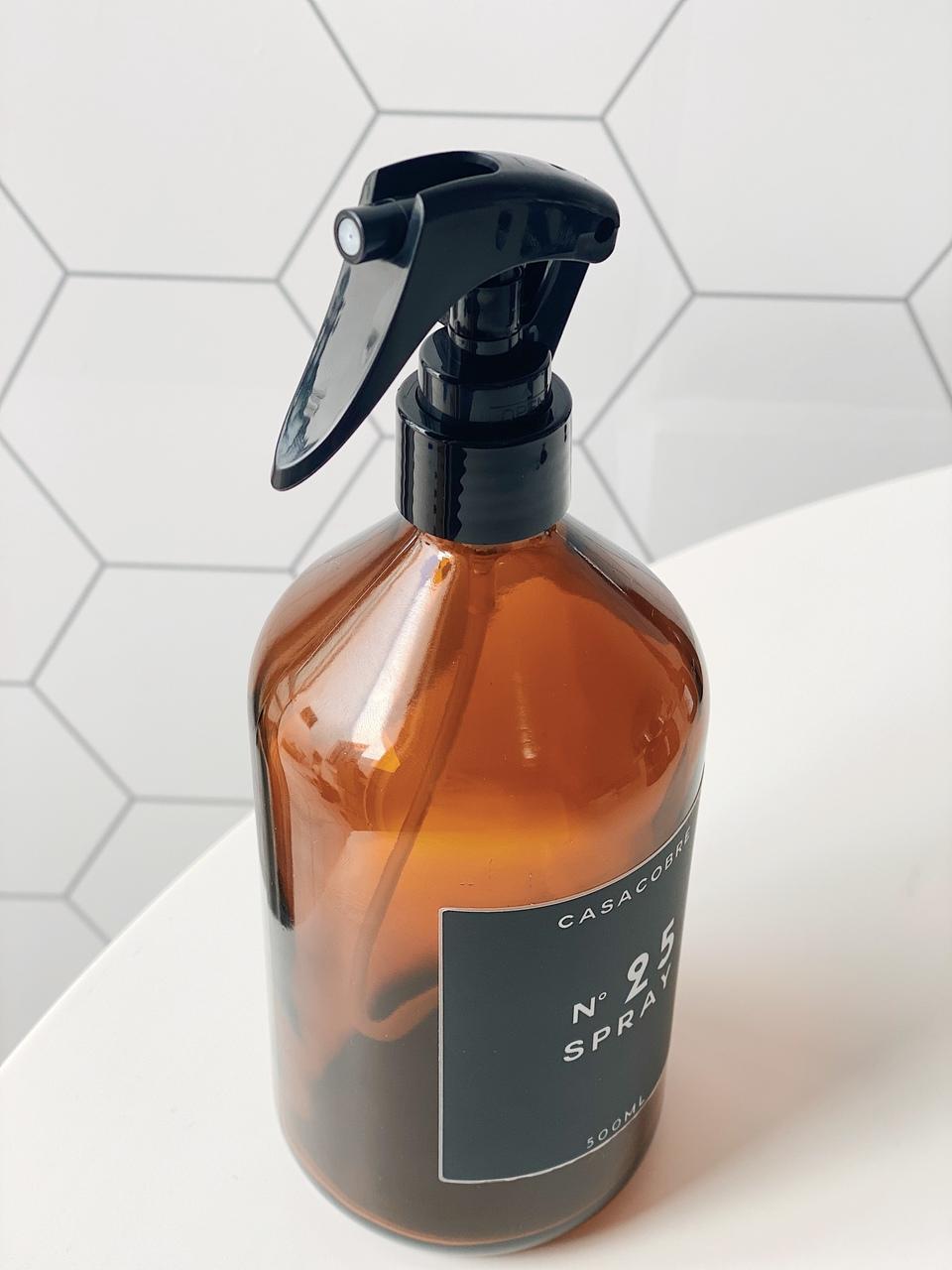 Frasco Vidro Spray - 500ml  - CASACOBRE