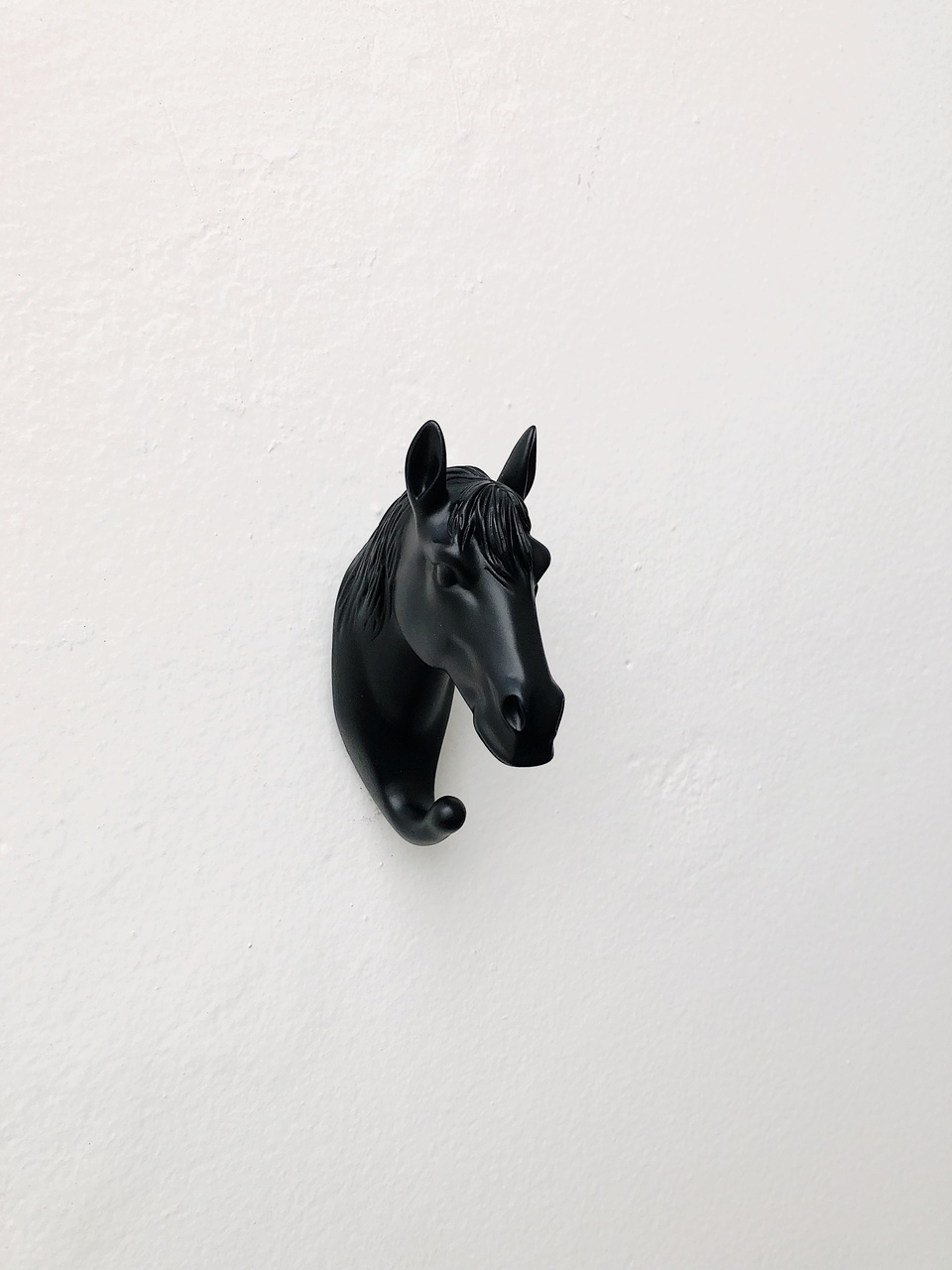 Gancho de Parede em Resina - Cavalo  - CASACOBRE