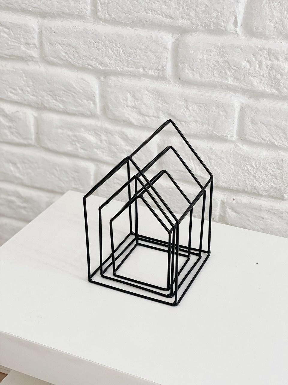 Kit Casinhas Nórdicas - 3 peças  - CASACOBRE