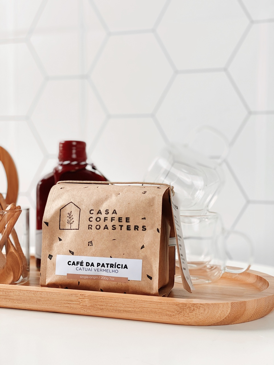 Kit Coffee Namorados - Prensa   - CASACOBRE