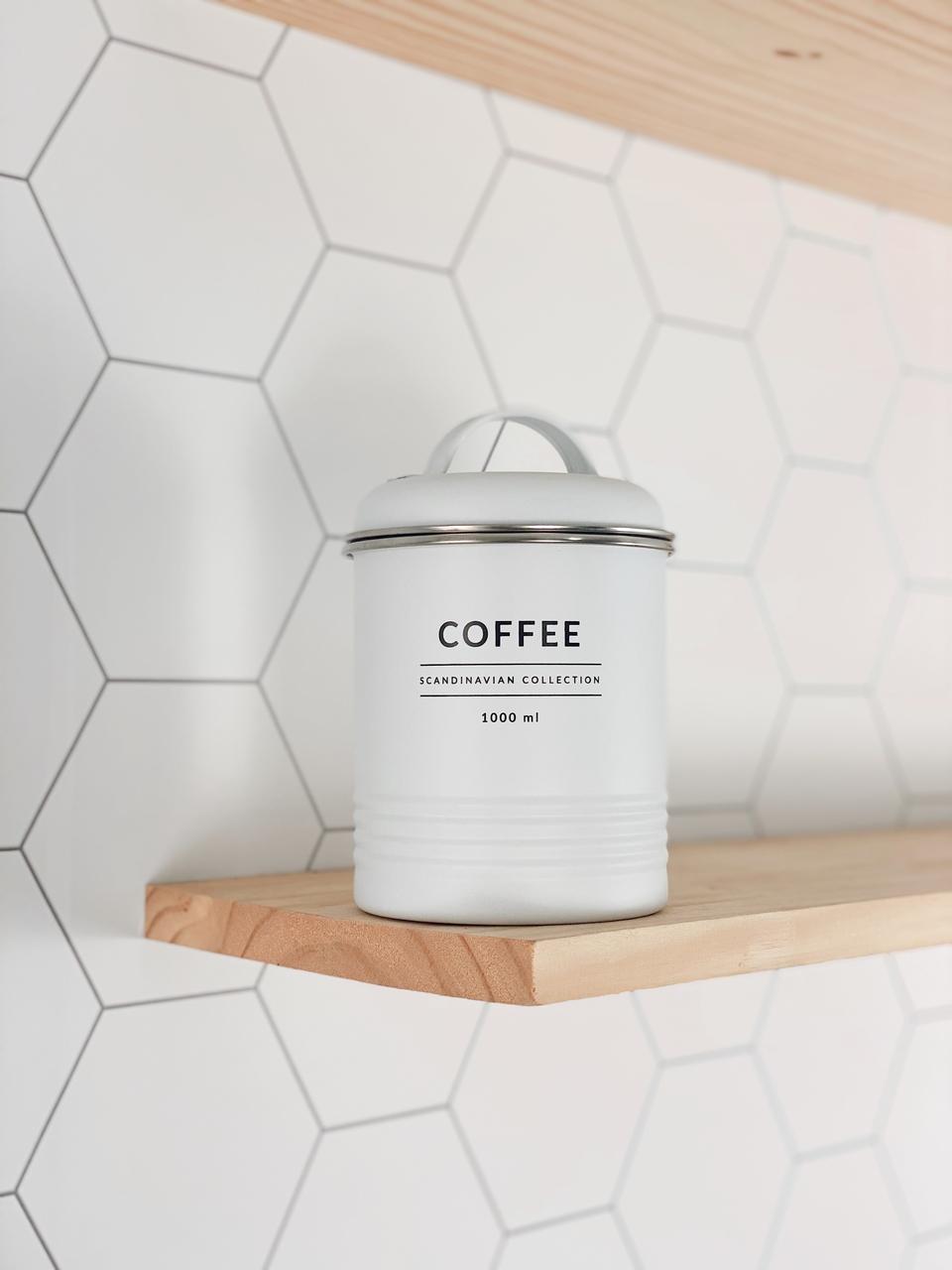 Lata de Mantimentos Copenhag Coffee - 1L  - CASACOBRE