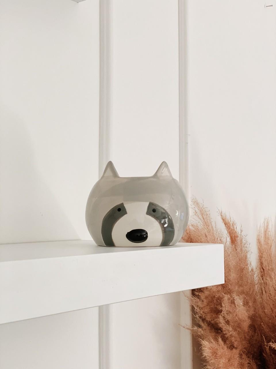 Mini Cachepot Animais - Vários modelos  - CASACOBRE
