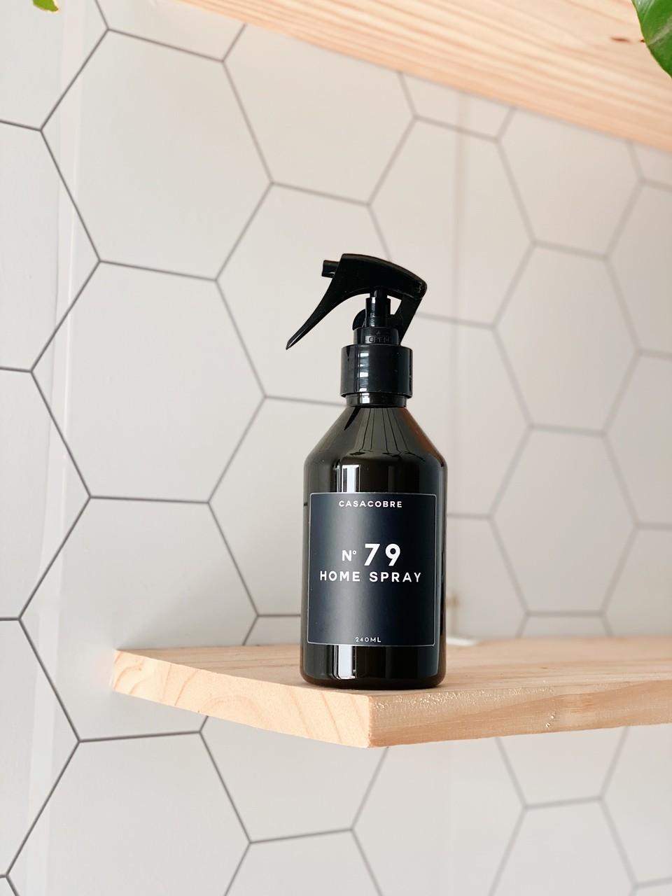 Mini Frasco Black Home Spray - 240ml  - CASACOBRE