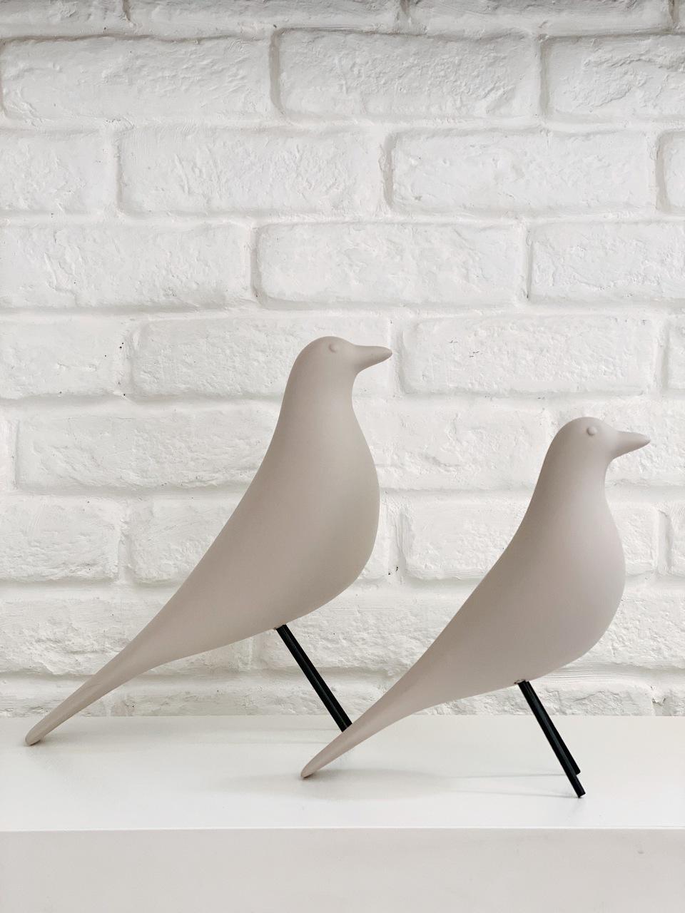 Pássaro Eames em Cimento  - CASACOBRE