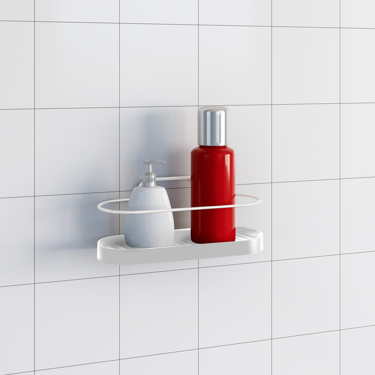 Porta Shampoo Wave  - CASACOBRE