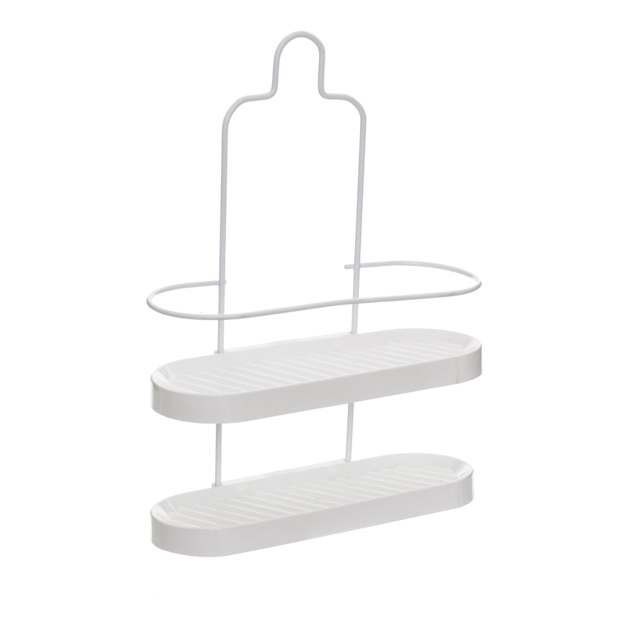 Porta Shampoo Wave Duplo - Para Registro  - CASACOBRE