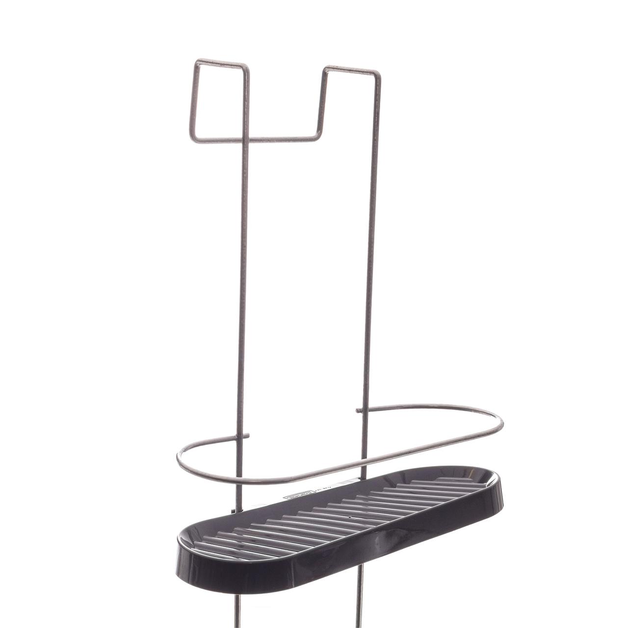 Porta Shampoo Wave Triplo - Para Box  - CASACOBRE