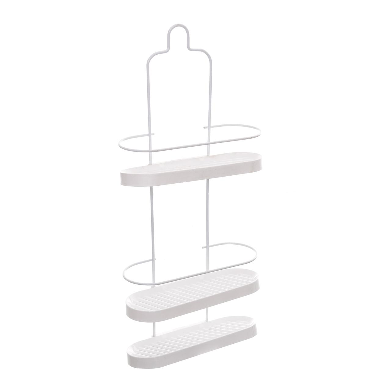 Porta Shampoo Wave Triplo - Para Registro  - CASACOBRE