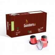 Cápsulas de café Guanabara gourmet compatível Nespresso - Caixa com 10 unidades