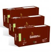 Kit 30 Cápsulas de café Guanabara gourmet compatível Nespresso