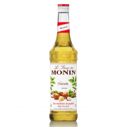 Xarope Monin Avelã (Hazelnut) para drinks 700ml