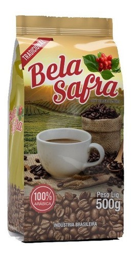 Café Tradicional Bela Safra Sul De Minas 100% Arábica 5kg
