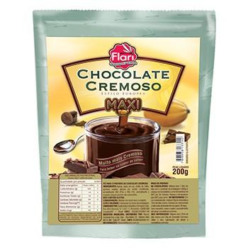 Chocolate Quente Cremoso Tipo Europeu 200g Rende 1,1 Litro