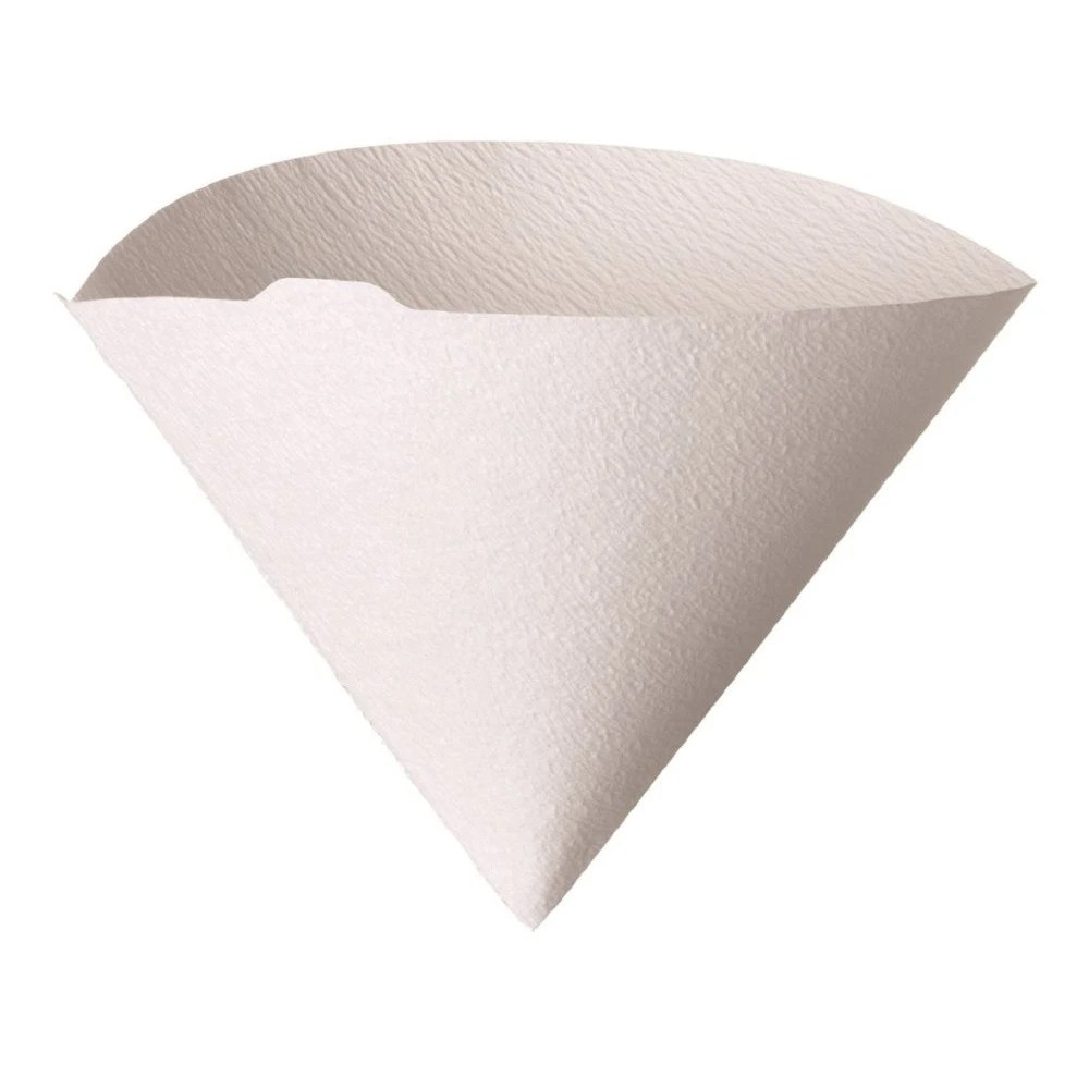 Filtro Branco Para Hario V60 01/100 Unidades