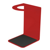 Porta Coador Drip Station Cinza Aço Pintura Microtexturizada
