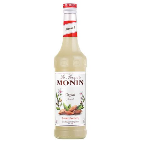 Xarope Monin Amêndoa (Almond) para drinks 700ml