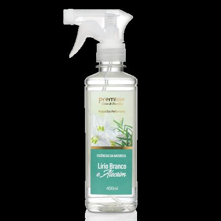 Aromatizante De Ambiente Acqua Perfumante Lírio Branco e Alecrim - Premisse