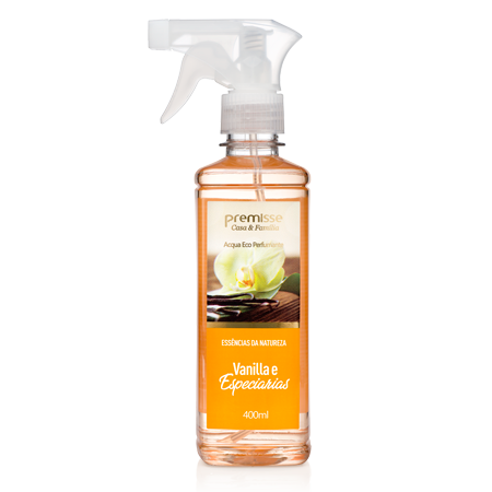 Aromatizante De Ambiente Acqua Perfumante Vanilla e Especiarias - Premisse