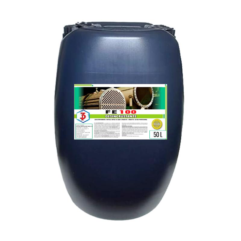 FE 100 20LTS - Desincrustante de sujeiras na maquina de descarne