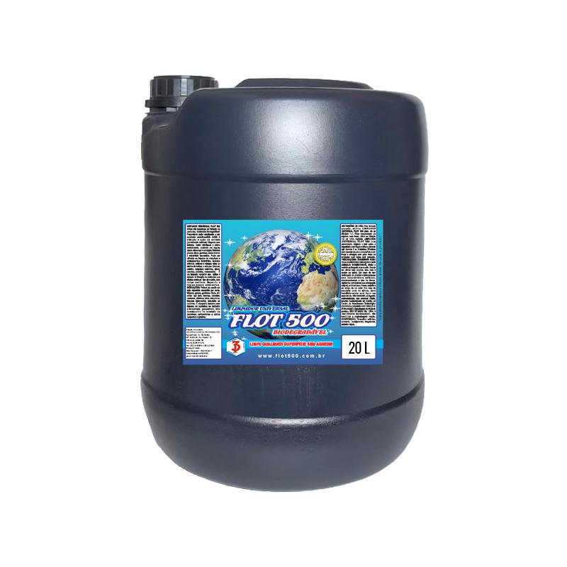 Limpador Universal Flot 500 3 Poderes 20LTS -Flotador  Biodegradável
