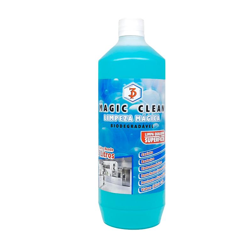 MAGIC CLEAN 3 PODERES 1L - LIMPEZA MÁGICA flotador Desengordurante