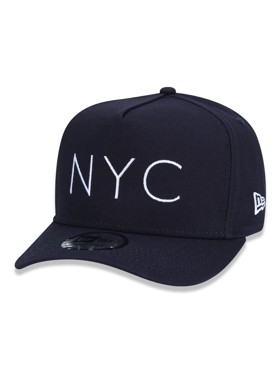 BONÉ NEW ERA NEW YORK YANKEES NYC TAN MARINHO - NEV17BON398