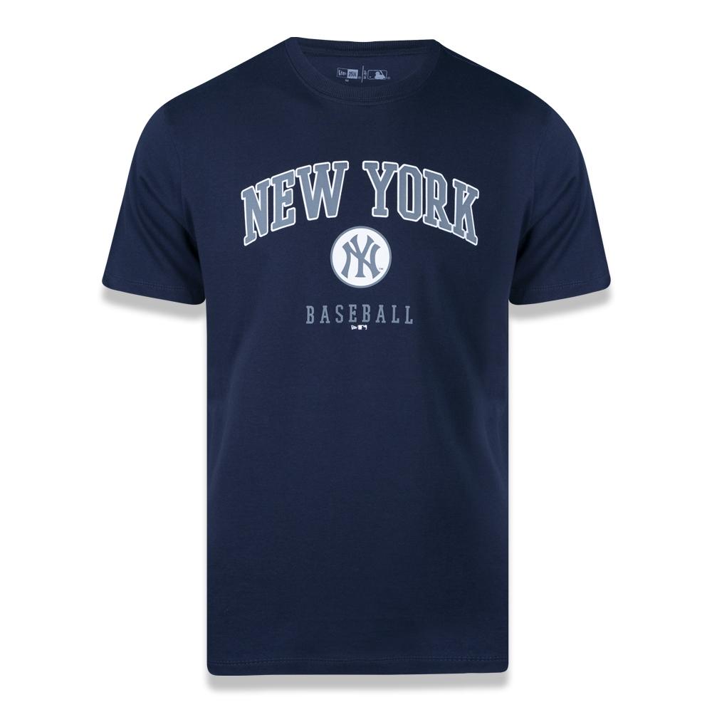 CAMISETA NEW ERA NEW YORK YANKEES COLLEGE WORDMARK