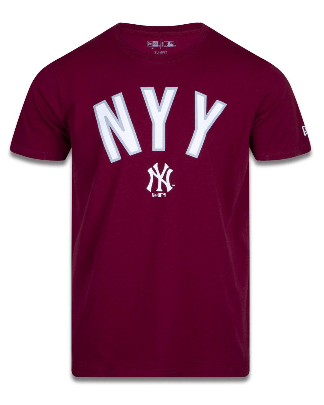 CAMISETA NEW ERA NEW YORK YANKEES CORE WORLD MARK