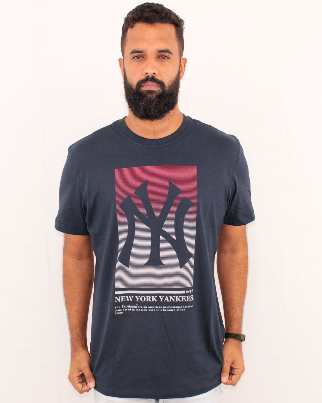 CAMISETA NEW ERA NEW YORK YANKEES EXTRA FRESH CODE
