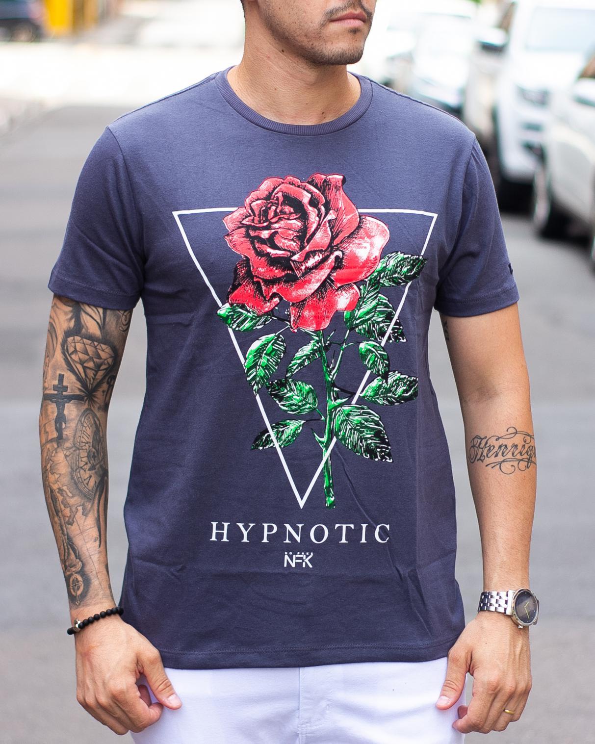 CAMISETA NOFAKE HYPNOTIC