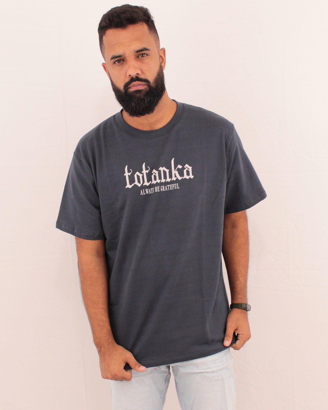 CAMISETA OVERSIZED TOTANKA ANGEL