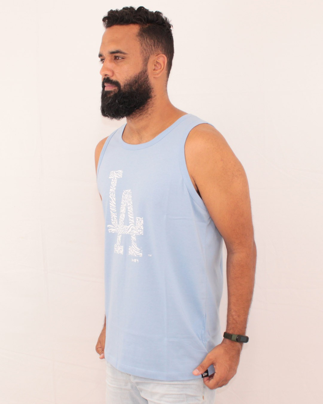 CAMISETA REGATA NEW ERA EXTRA FRESH ICON DODGERS
