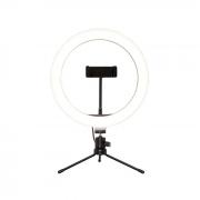 Ring Light Livestream 10 Polegadas com Tripé Multilaser