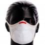 Máscara Esportiva FIBER KNIT - BRANCA