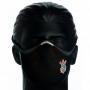 Máscara Esportiva FIBER KNIT- preto - CORINTHIANS