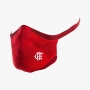Máscara Esportiva FIBER KNIT- vermelho - FLAMENGO