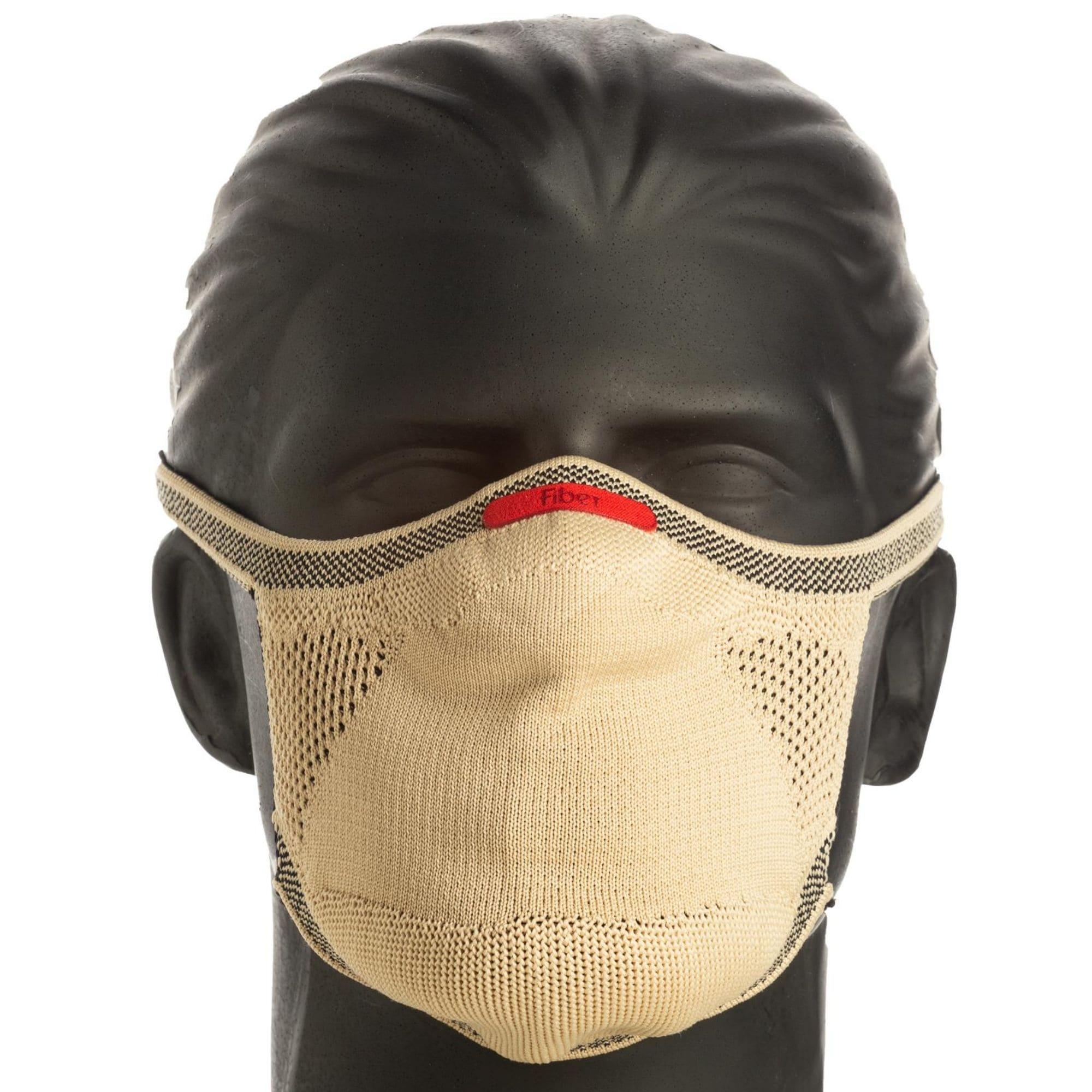 Máscara Esportiva KNIT - BEGE